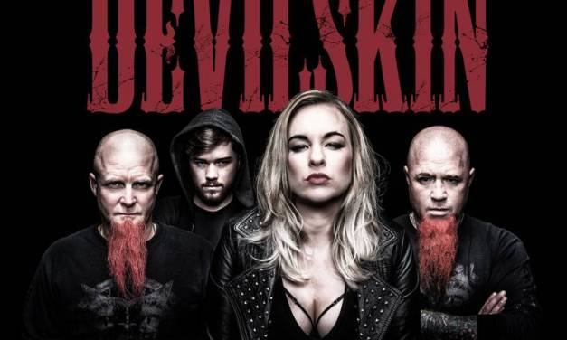 Paul Martin Interview: Devilskin : 2016