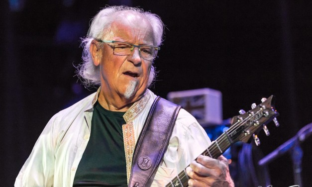 Martin Barre Band – The Road Less Traveled Tour – Katharine Hepburn Cultural Arts Center