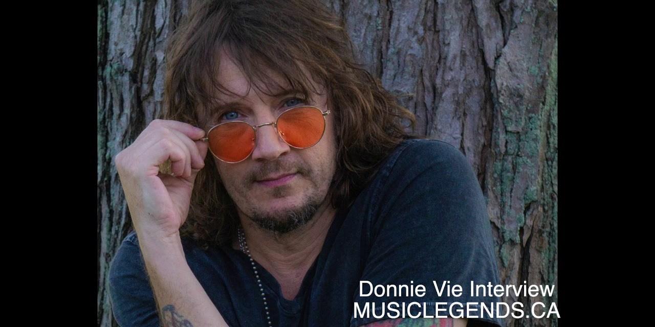 Donnie Vie Interview