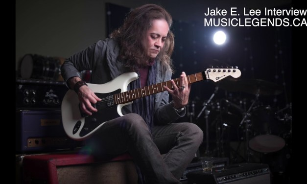Jake E. Lee Interview