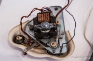 Mechanizm gramofonu GE 56 (1961)