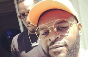 Falz and Diddy. Source: Instagram