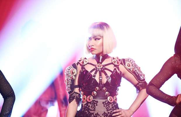 Nicki Minaj PHOTO CREDIT: Will Heath/NBC