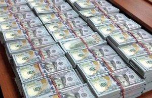 Cash in dollars