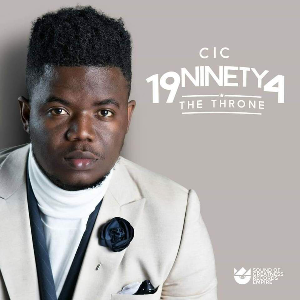 "Artwork for CIC's ""19NINETY4"" album"