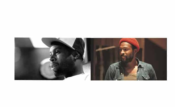 Mashup of Marvin Gaye & J Dilla by D Begun Listen Here!