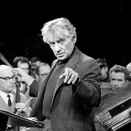 Quote # 6 by Leonard Bernstein