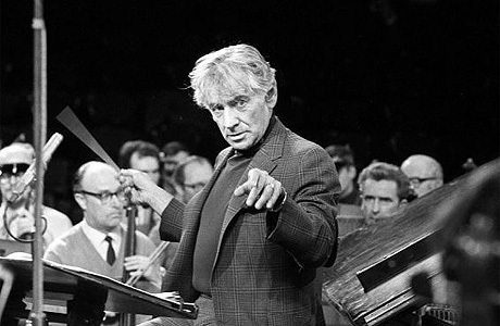 Quote # 6 by Leonard Bernstein