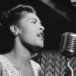 Quote # 20 by Billie Holiday