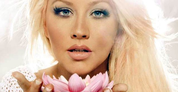 Quote # 45 by Christina Aguilera