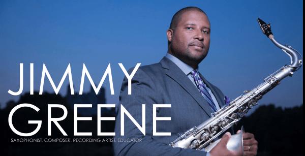 Jimmy Greene is a wonderful saxophonist