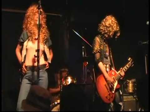 LED ZEPPELIN なんちゃってトリビュートバンド レッドシェッペリソ LIVE IN JAPAN part1