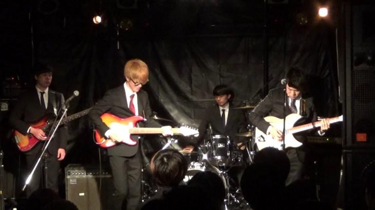 神戸大学 軽音楽部ROCK The Beatlesのコピー