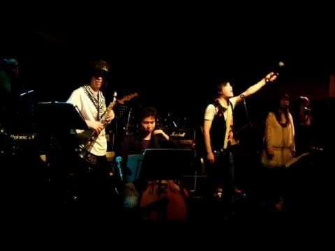 Bank Band ブルーハーツ 情熱の薔薇 コピーバンド Park Band @ap park fes'11