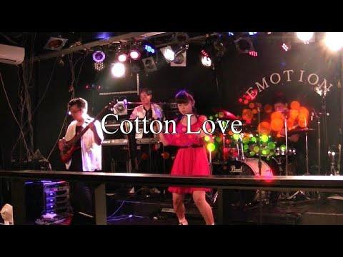 レベッカコピーバンド 『REBERISE』 Cotton Love