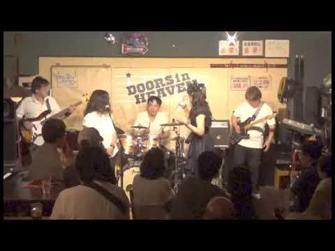 北ウイング 20190526中森明菜トリビュートバンドamore「夢の共演」ライブ(ドアーズインヘブン)