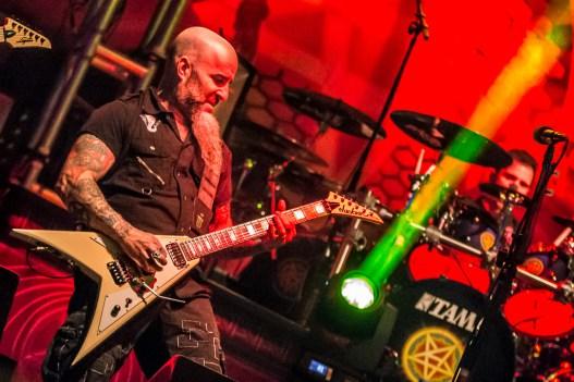 Anthrax @Jannus Live