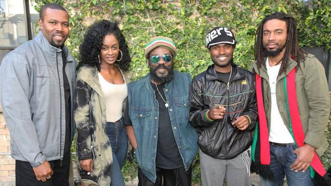 The Wailers to perform the album 'Legend' in its entirety