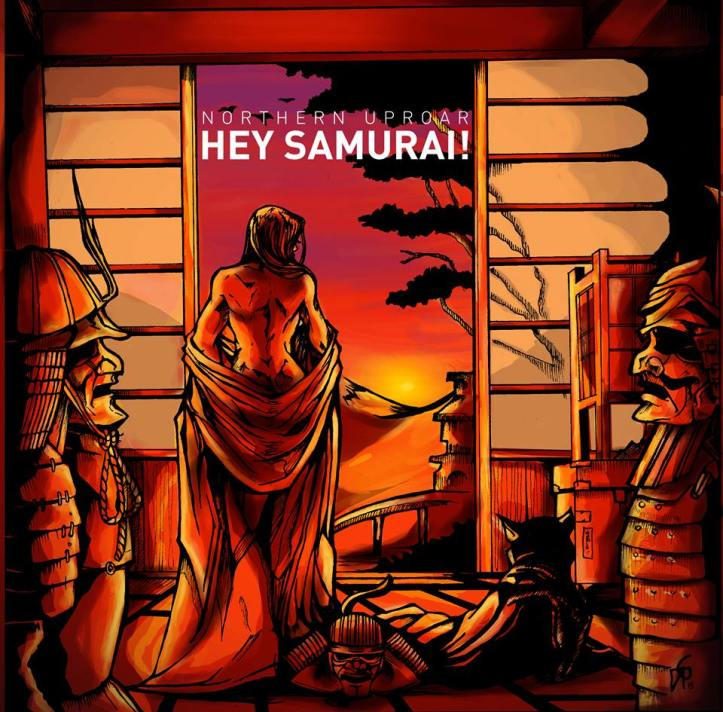 Northern Uproar Return With Beautiful Spanish Influenced Album 'Hey Samurai!'