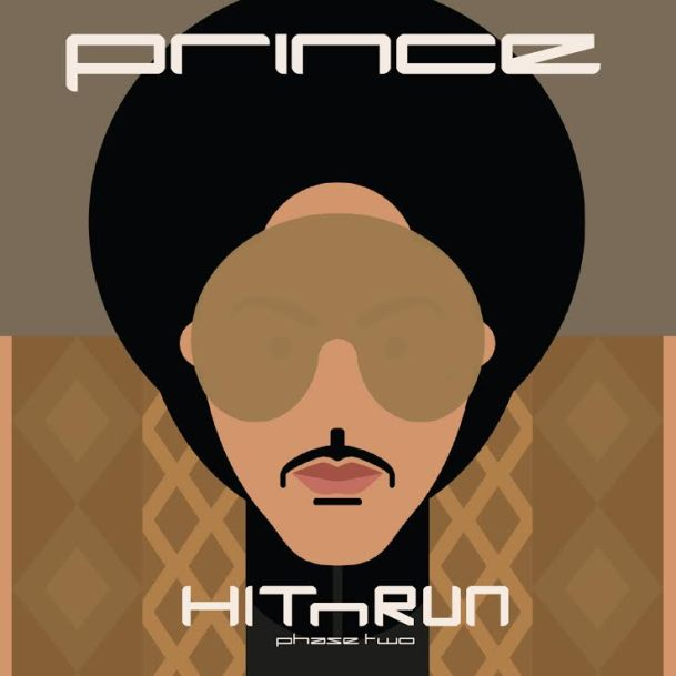 Prince new 12-song album, HITNRUN PHASE TWO