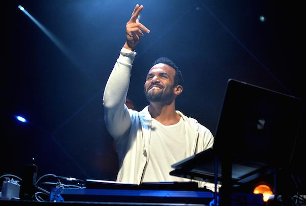 MTV Brand New kicks off first night of showcases with Craig David in London