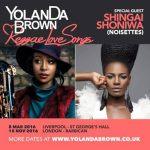 MOBO Award-Winning Saxophonist YolanDa Brown Performs At St George's Hall