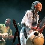 Sona Jobarteh, Randy Valentine and Damily announced for Africa Oyé 2016