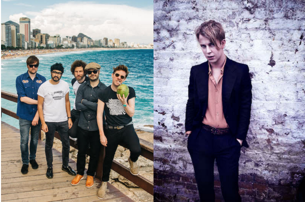 MTV Crashes Coventry - Kaiser Chiefs and Tom Odell added to Day One line-up