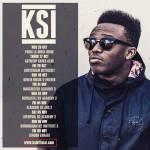 UK #1 YouTube Star KSI announces first ever UK headline tour