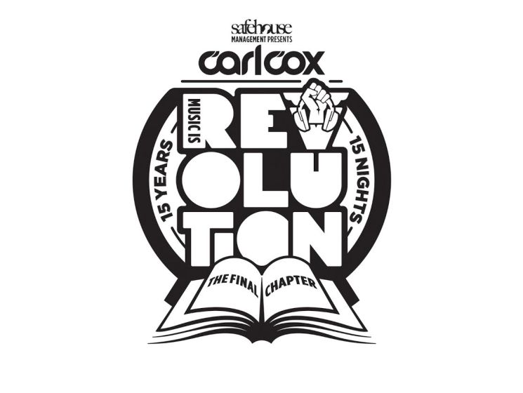 Carl Cox - The Final Chapter - Closing Party Tomorrow Night