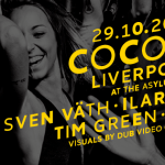 Cocoon – Part 2 – O2 Academy Liverpool (29 Oct 2016)