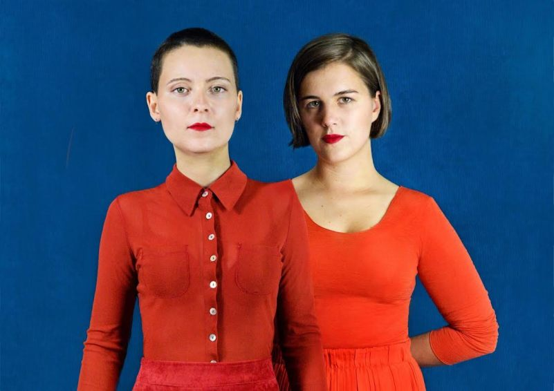 Oh Pep! Indie Folk duo announce UK tour dates