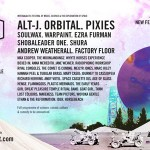 Bluedot Festival weekend ticket giveaway Competition