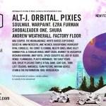 Alt-J, Pixies and Orbital named headliners for bluedot 2017