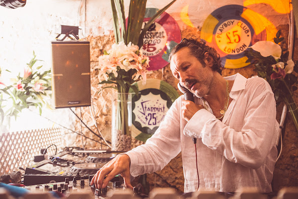 DJ Harvey returns to Pikes, Ibiza for an 8 week residency