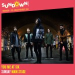 You Me At Six Announced As Final Headliner For Sundown Festival 2017
