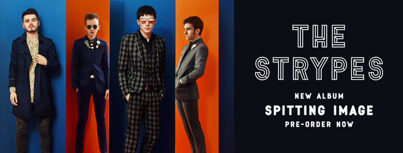 The Strypes headline UK tour announced and new album 'Spitting Image'