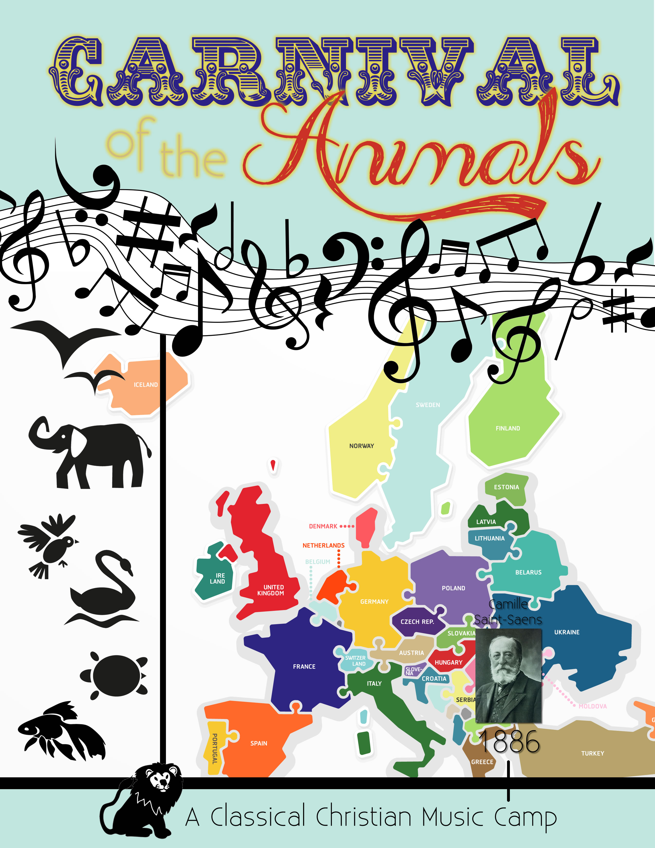 Coming Soon Carnival Of The Animals A Classical