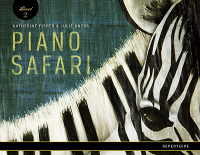 Piano Safari Repertoire
