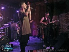 QUEENS COUNTY ROOTS AT ARLENE'S GROCERY 8:25:18 -4