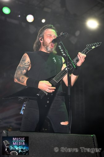 Bullet For My Valentine - Oct 6 2018