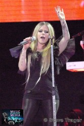 AVRIL LAVIGNE IN CONCERT XCITE CENTER OCT.10 ,2019 BENSALEM PA043