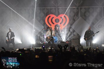 December 11, 2019 5 Seconds of Summer performs on stage as part of Q 102's Jingle Ball 2019 Presented By Capital One at The Wells Fargo Center on December 11, 2019 in Philadelphia, Pa. (Photo By: Steve Trager/ The Photo Access )