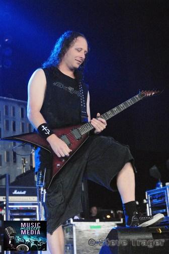 DEVIL DRIVER OZZFEST TOUR 2010 PHOTO STEVE TRAGER 01
