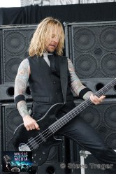 DROWNING POOL OZZFEST TOUR 2010 PHOTO STEVE TRAGER 10