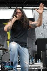 KATAKLYSM OZZFEST TOUR 2010 CAMDEN NJ PHOTO STEVE TRAGER 11