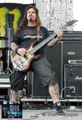 KINGDOM OF SORROW OZZFEST TOUR 2010 PHOTO STEVE TRAGER 12