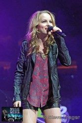 BRIDGIT MENDLER Q102 JINGLE BALL 2012 WELLS FARGO CENTER PHILADELPHIA PA 11