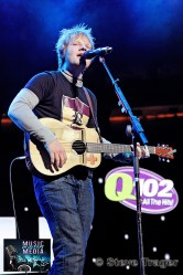 ED SHEERAN Q102 JINGLE BALL 2012 WELLS FARGO CENTER PHILADELPHIA PA 15