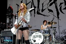 HALESTORM 93.3 WMMRBQ 2012 SUSQUEHANNA BANK CENTER CAMDEN NEW JERSEY 32